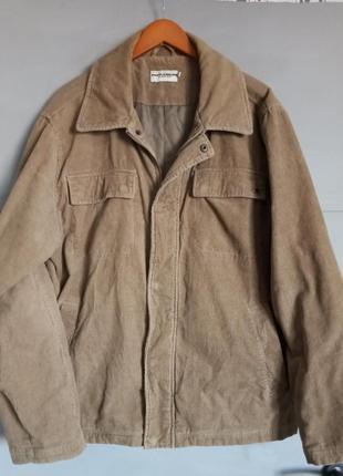 Мужская куртка. рубчик . пиджак . деми курточка