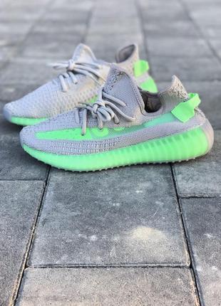 Adidas yeezy boost 350 v2 🔺женские кроссовки