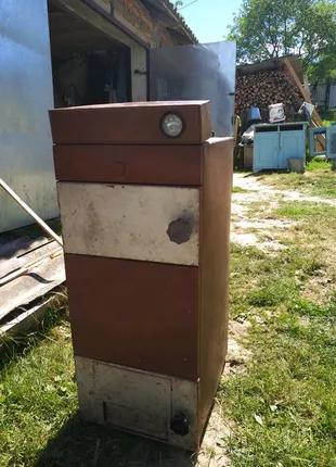 Котел на дрова
