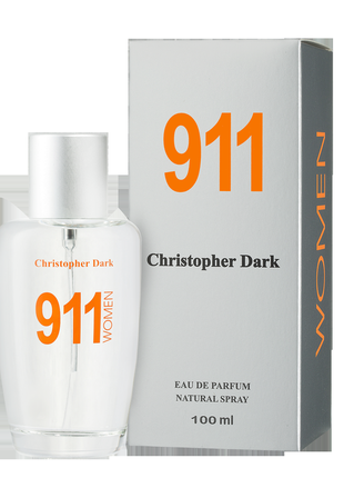 Christopher dark 911 парфюмированная вода 100 ml польша оригинал