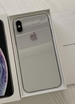 IPhone XS 64gb Neverlock ГАРАНТИЯ Магазин