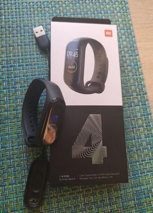 Xiaomi Mi Band 4 с гарантией