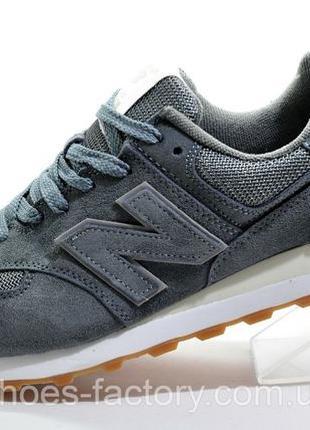 Мужские кроссовки New Balance 574 Classic, Серый, купить со ск...