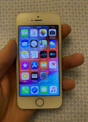 IPhone 5s/16 Neverlock