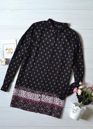 Красива блуза в орнамент