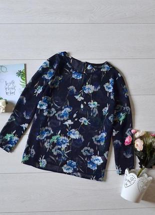 Красива блуза в квіти new look