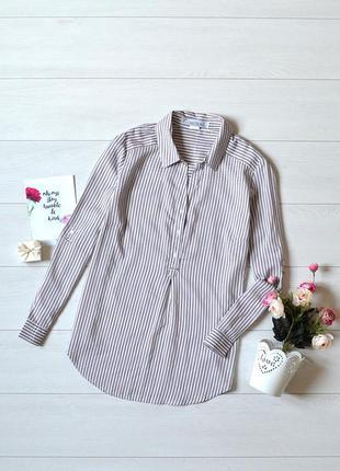 Чудова рубашка в полоску