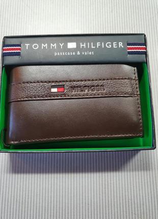 Новый кошелек портмоне tommy hilfiger