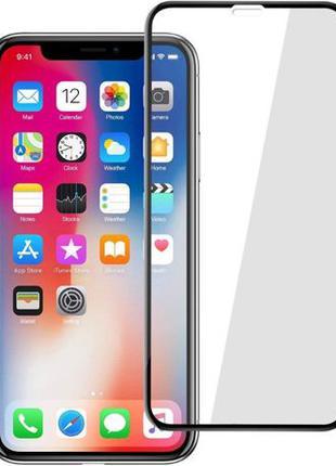 Защитное стекло 5D Hard (full glue) (тех.пак) для Apple iPhone...