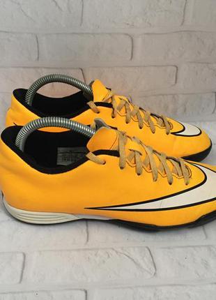 Сороконожки nike mercurial vortex многошиповки футбольная обув...