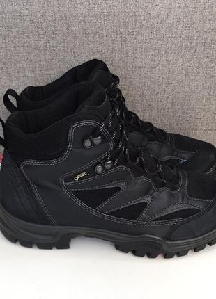 Чоловічі черевики ecco gore-tex мужские ботинки сапоги