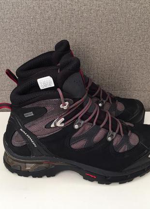 Трекінгові черевики salomon comet 3d gtx трекинговые ботинки с...