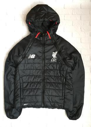 Дитяча куртка new balance liverpool детская куртка оригинал