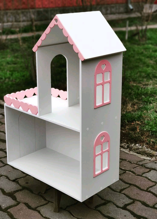 Кукольный домик модель Марта ляльковий будинок Барби лол
