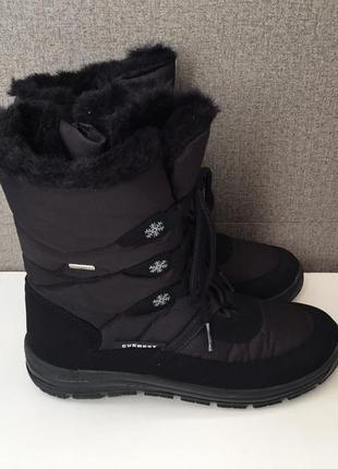 Жіночі черевики everest женские ботинки сапоги оригинал