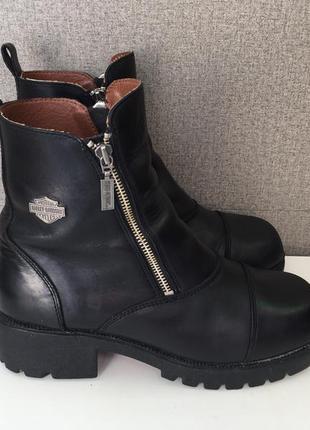 Мотоботы harley davidson мотоботинки ботинки сапоги черевики о...