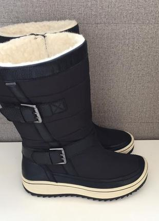 Жіночі черевики ecco женские ботинки сапоги оригинал