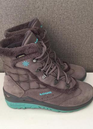 Жіночі черевики lowa klara женские ботинки сапоги оригинал