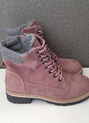 Жіночі черевики highland creek женские ботинки сапоги оригинал