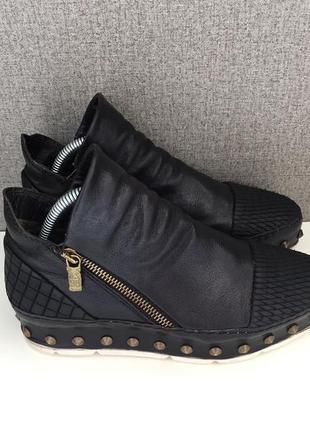 Жіночі черевики a.s. 98 air step женские ботинки сапоги оригинал