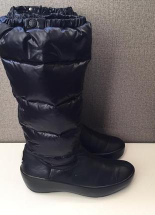 Жіночі черевики чоботи moncler зимние женские ботинки сапоги о...