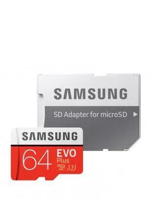 Samsung Evo plus microsdxc 64 gb