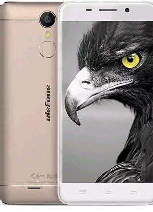 Смартфон Ulefone metal, новий, золотистий