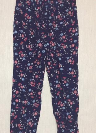 Штаны брюки штанишки для девочки primark