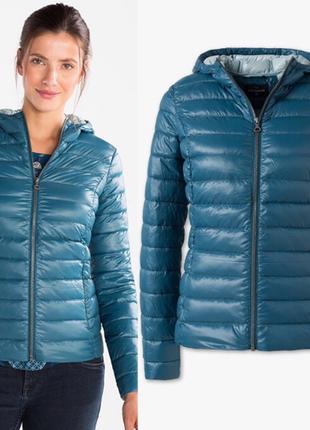 Куртка женская курточка  c&a легкий пуховик