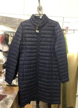 Термо пальто, куртка легкий пуховик esmara германия