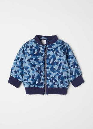 Куртка курточка бомбер для мальчика h&m