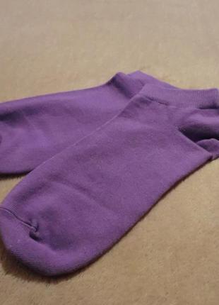 Женские низкие носки