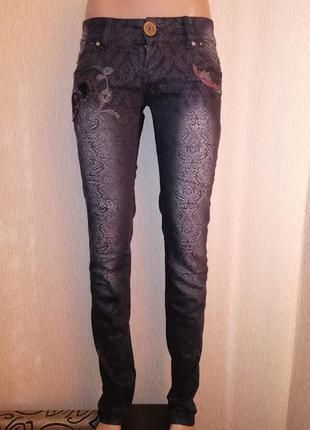 Стильные женские джинсы, штаны yarrter