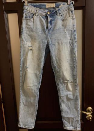 Джинсы boyfriend, reserved, джинсы reserved, джинсы, #розванта...