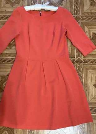 #розвантажуюсь платье, коралловое платье, платье house, платье...