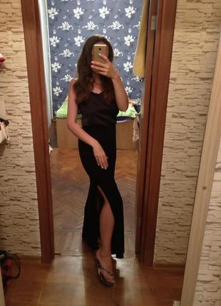 Юбка, чёрная юбка, юбка terranova #розвантажуюсь