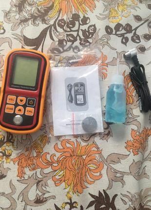 Толщиномер ультразвуковой (1,2-225мм) Benetech GM100