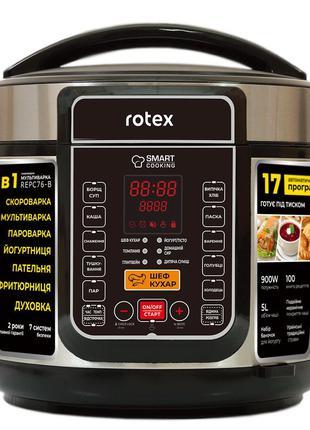 Мультиварка - скороварка Rotex REPC 76-B