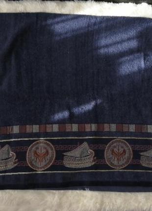 Махровое полотенце, сауна 100*150,в наличии расцветки