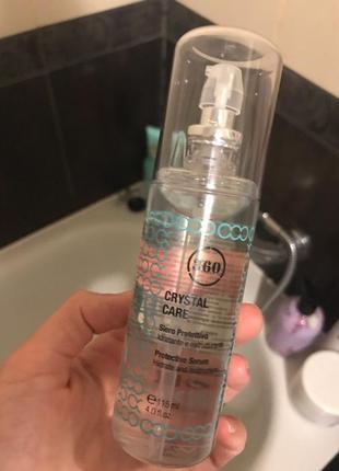 Термозащитная сыворотка для восстановления волос kaaral 360 cr...