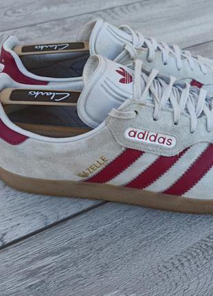 Adidas gazelle мужские замшевые кроссовки оригинал