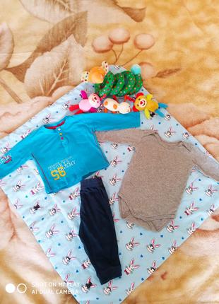 Комплект на малыша 3-6 месяцев