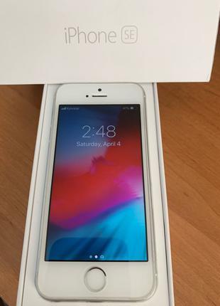 iPhone SE 16 gb neverlock