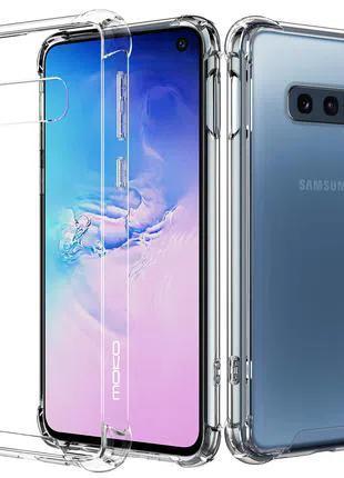 Чехол Samsung s10e противоударный защита galaxy