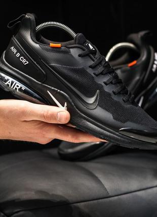 Nike air presto cr7 black чёрные ♦ мужские кроссовки ♦ весна л...