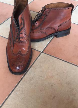 Оксфорды обувь на шнуровке туфли ботинки лоферы  fratelli ross...