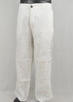 Giorgio armani, винтажные мужские брюки летние,вінтажні чолові...