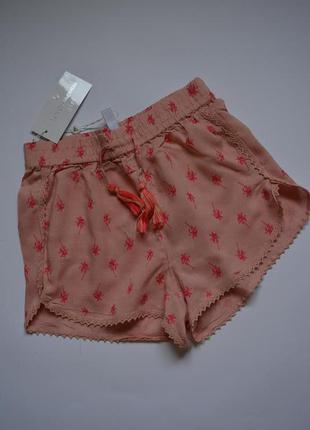 Шорти для дівчинки, натуральна тканина - lulu castagnette (10 ...