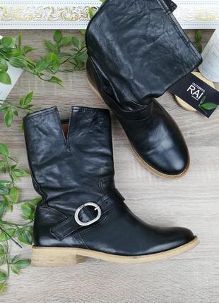 🌿36🌿европа🇪🇺 colonus. кожа. классные ботинки