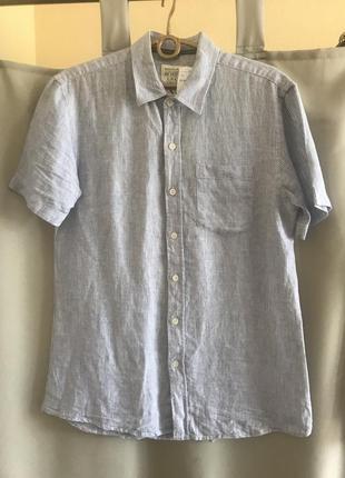 Симпотичная рубашка приталённая